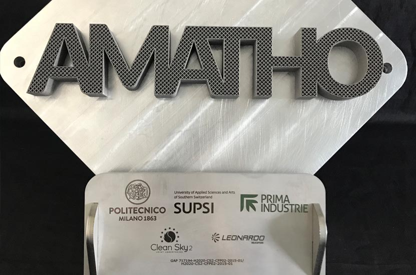 AMATHO Consortium is present at Le Bourget Air Show 2017, hosted by EU-CSJU2 stand